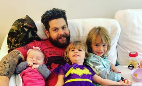 Jack Osbourne and All Three Children