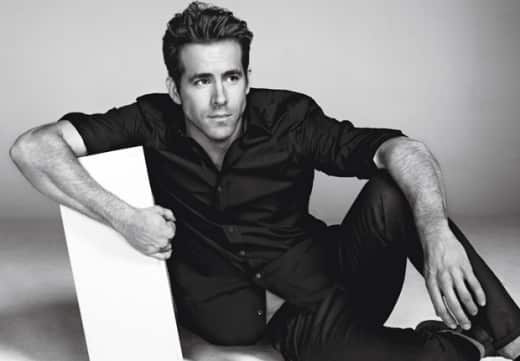 Ryan Reynolds in Details