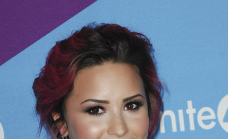 Demi Lovato Red Carpet Image