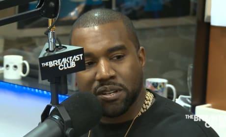 Kanye West on Kylie Jenner, Amber Rose