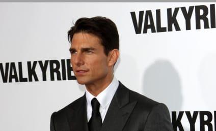 Report: Tom Cruise Stalked Joe DiMaggio
