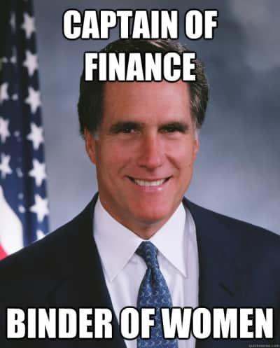 Binder - Of Women!