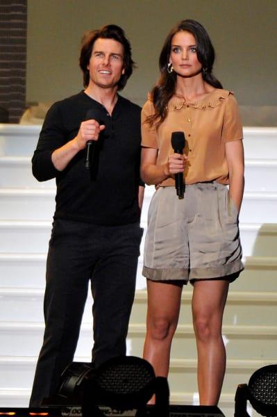 Tom and Kat