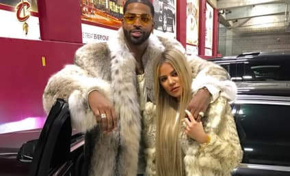 Tristan Thompson LIT UP By Khloe Kardashian Fans: Go Back to Your Side-Piece, Hoe!