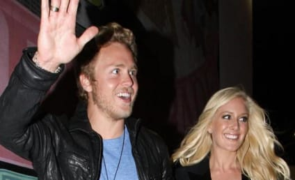 Silenced! Spencer Pratt and Heidi Montag Banned From Premiere Party, Told to Zip it By Network