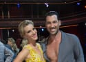 Heather Morris and Maksim Chmerkovskiy on Dancing With the Stars Elimination: We Got F--ked!