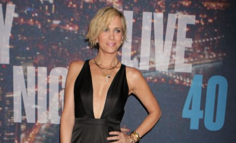 Kristen Wiig at SNL 40