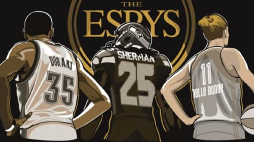 2014 ESPYs peeps