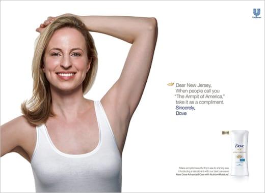 Armpit of America Ad