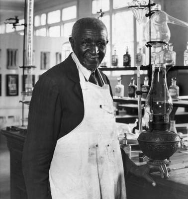 George Washington Carver Invented Peanut Butter