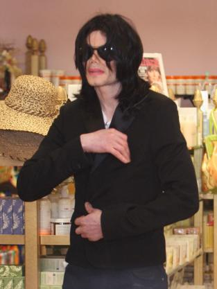 The Late King of Pop