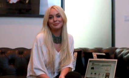 Lindsay Lohan: I'd Like to Get Out More ...