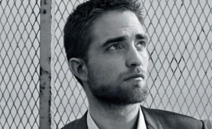 Robert Pattinson Reveals Former Celebrity Crush, Laments Lack of Six Pack