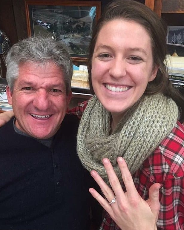 Molly Roloff Where Will She Get Married The Hollywood
