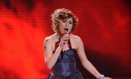 Siobhan Magnus Paints American Idol Black