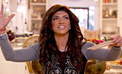 Teresa Giudice Laments Lack of Boning in Prison