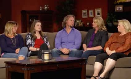 Sister Wives: Kody Brown Has a Booze-Fueled Freakout!