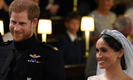 Meghan Markle and Prince Harry: Yup, They're MARRIED!
