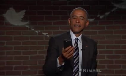 Barack Obama Reads Mean Tweets, Slams Donald Trump