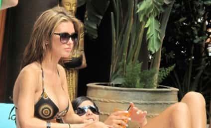 Spotted in Vegas: Audrina Patridge and Corey Bohan