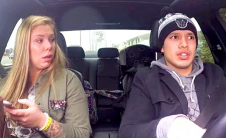 Kailyn and Javi on Teen Mom 2