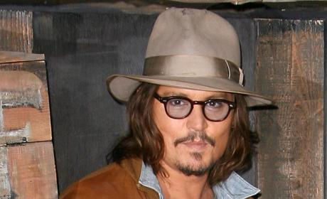 What's Johnny Depp's best look?