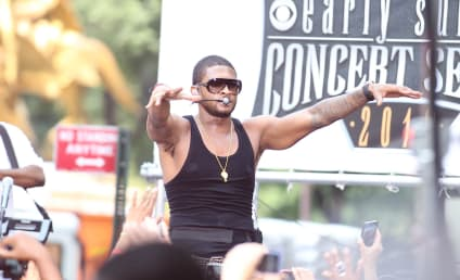 Usher Defends Marriage, Tameka Foster
