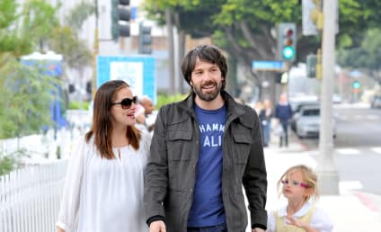 Jennifer Garner, Ben Affleck Welcome Baby Boy!