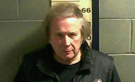 Don McLean Mug Shot