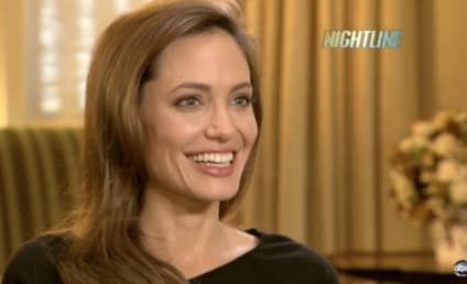 Angelina Jolie on Nightline: About That Whole Marrying Brad Pitt Thing ...