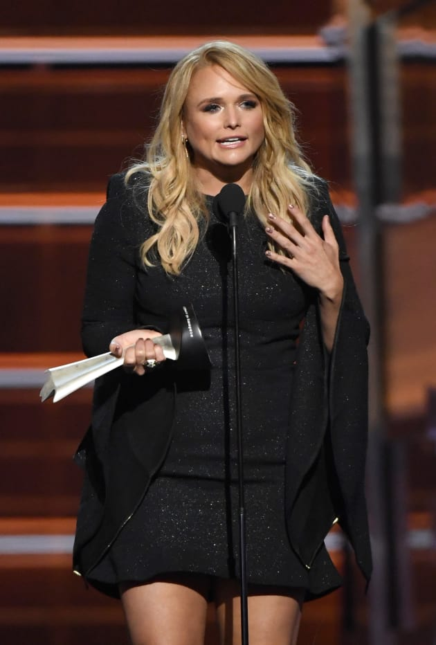 Miranda Lambert Wins an Award!
