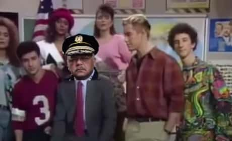 Philadelphia Police Department Airs Saved By the Bell-Themed PSA
