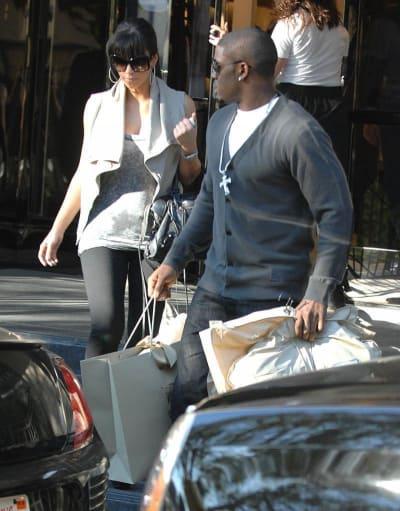 Kush Goes Shopping