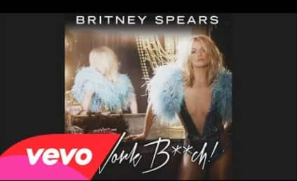 "Britney Spears ""Work Bitch"" Leaked: First Listen!"