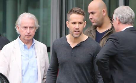 Ryan Reynolds Leaves Axel Springer Verlag