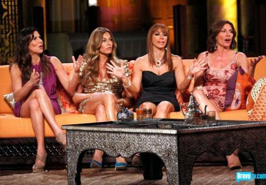 Housewives Reunion Shot