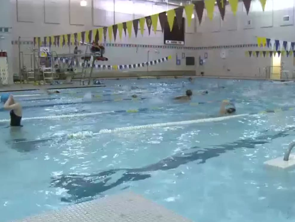 Perv Ref Strips Teen Swimmer of Medal Due to Improperly,Covered Butt