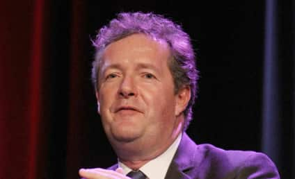Piers Morgan Threatens to Deport Self if U.S. Gun Laws Don't Change