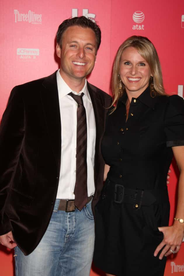 Chris Harrison, Wife