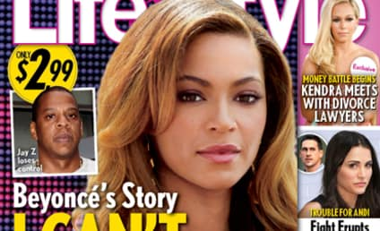 Beyonce Can't Live With a Cheater, According to Hilarious Tabloid Cover