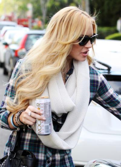 Lindsay the Rock Star