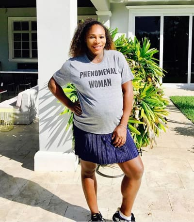 Serena Williams, Phenomenal Woman