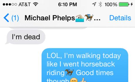Taylor Lianne Chandler-Michael Phelps Sex Text