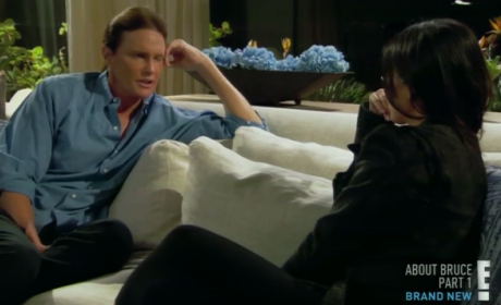 Bruce Jenner Hints at Sexual Reassignment Surgery on KUWTK