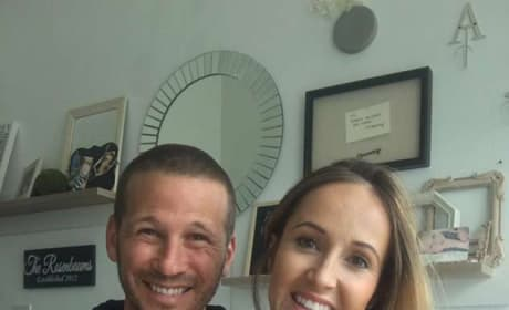 Ashley Hebert and J.P. Rosenbaum Pic