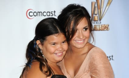 Demi Lovato's Sister Sends Singer Heartfelt Birthday Wishes