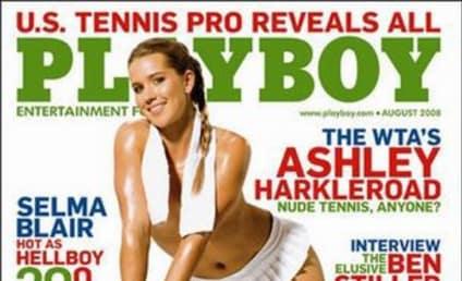 Ashley Harkleroad: Playboy Cover Girl
