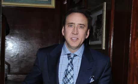 Nicolas Cage: 'Joe' NYC Screening
