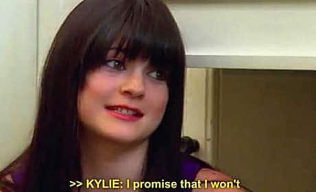 Throwback Kylie Jenner Photo