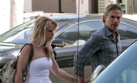 Britney, Jason Picture